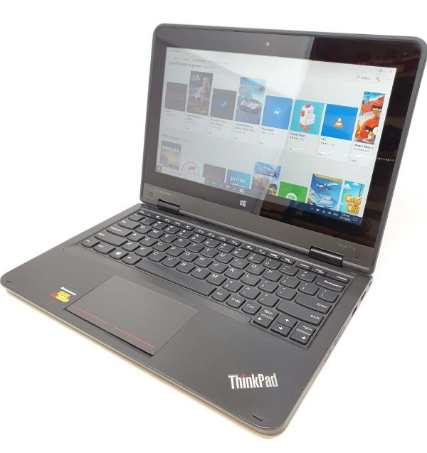 refurbished lenovo yoga