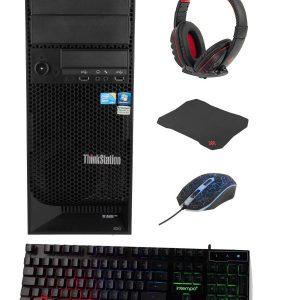 Refurbished Lenovo nvidia Gaming PC