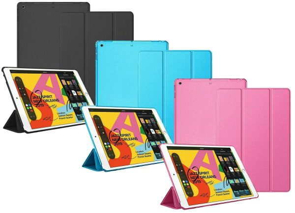 free ipad case included